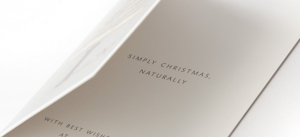 Axminster Carpets Christmas Card