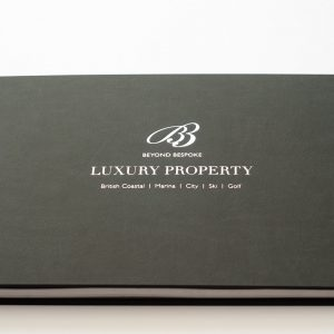 Luxury Property Coffee-table book.