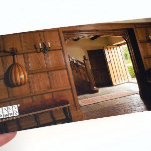 DL postcard